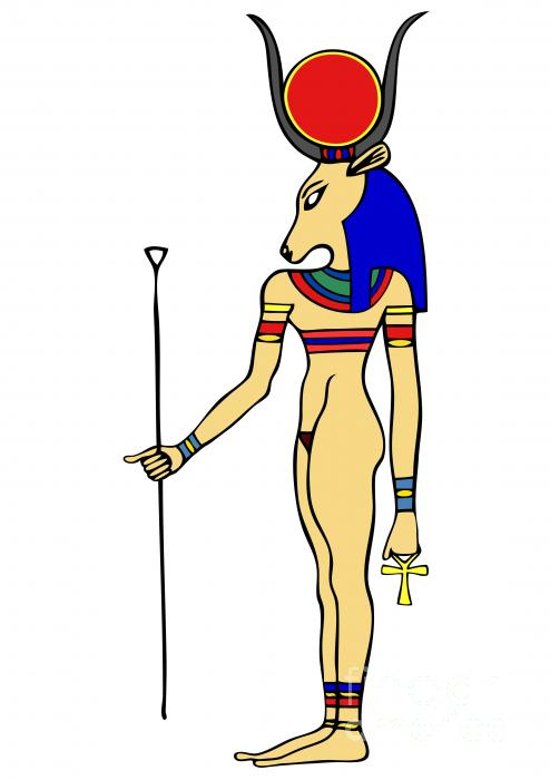 Hathor Egyptian Goddess of Love~ by TheEccentric-Villain ... |Egyptian Love God
