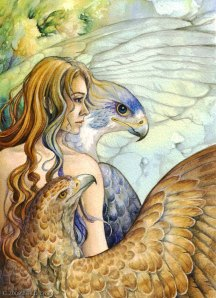 Falcon_With_Blue_Eyes_by_windfalcon