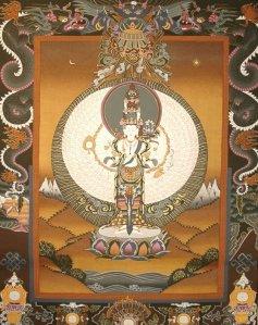 avolokiteshvara gold
