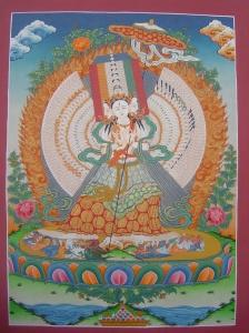 ushnisha