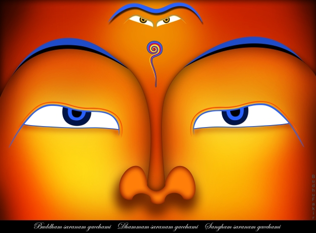 spiritual_illustration__buddha_by_budhufakir-d4cowx7